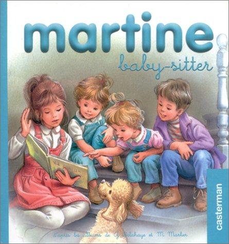 9782203111462: Martine baby-sitter