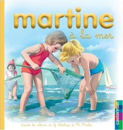 Martine ? la mer: Delahaye, Gilbert and