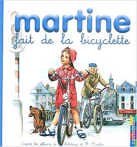 9782203111530: Martine fait de la bicyclette