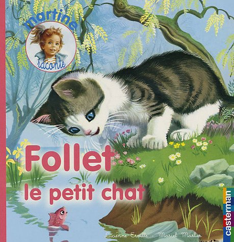 9782203111844: Follet le petit chat