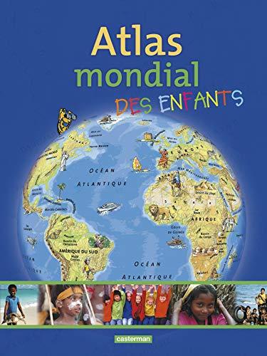 9782203116535: Atlas mondial des enfants