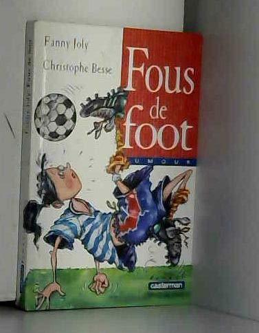 9782203117334: Fous de foot