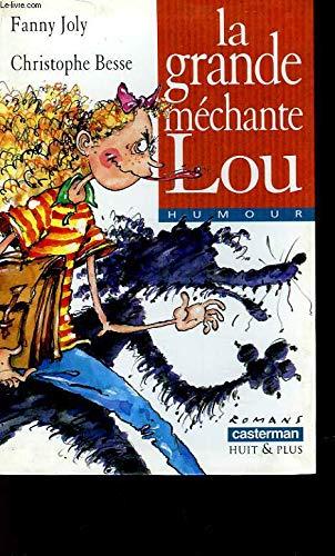 9782203117419: La grande méchante Lou
