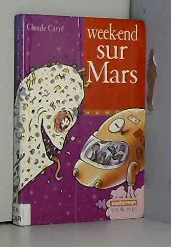 9782203119185: Week-end sur Mars