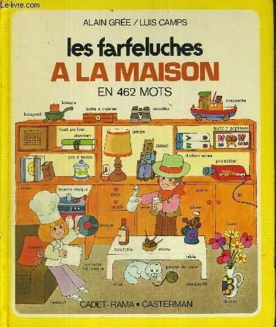 Les Farfeluches: Les Farfeluches a La Maison: Gree, A, Camps,