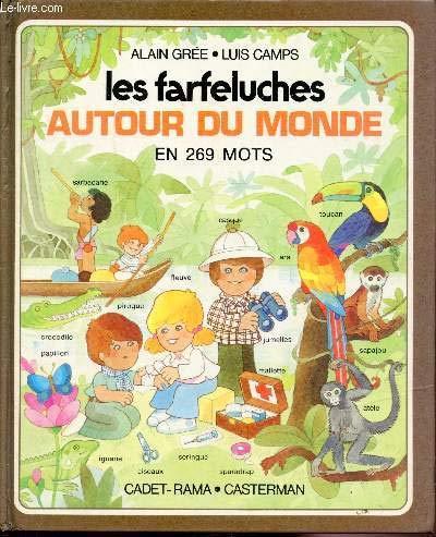 Les farfeluches autour du monde en 269: Gree, Alain