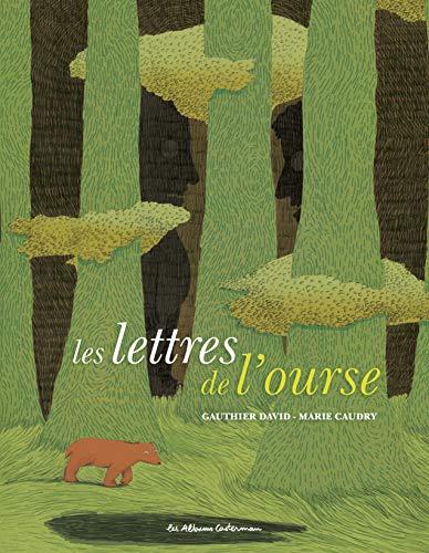 9782203124110: Les Lettres de l'Ourse
