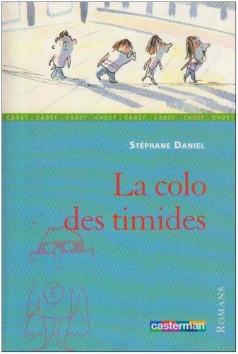 9782203129290: La Colo des Timides