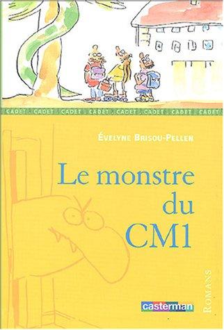 9782203129429: Le monstre du CM1