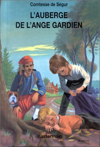9782203135031: L'Auberge de l'Ange Gardien