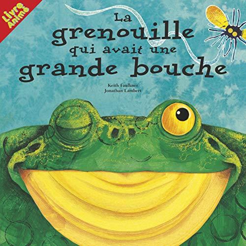 9782203142497: La Grenouille qui avait une grande bouche