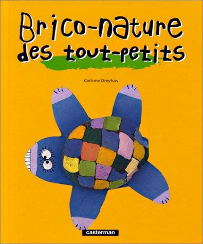 9782203144941: Brico-nature des tout-petits