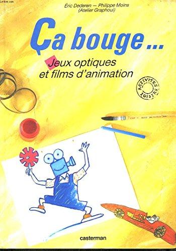 9782203149151: Ça bouge, jeux optiques et films d'animation