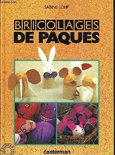 9782203149182: Bricolages de Pâques