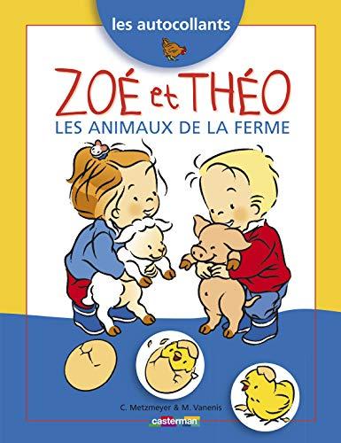 9782203154506: Les animaux de la ferme (French Edition)