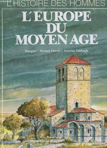 9782203157088: L'Europe du Moyen Age