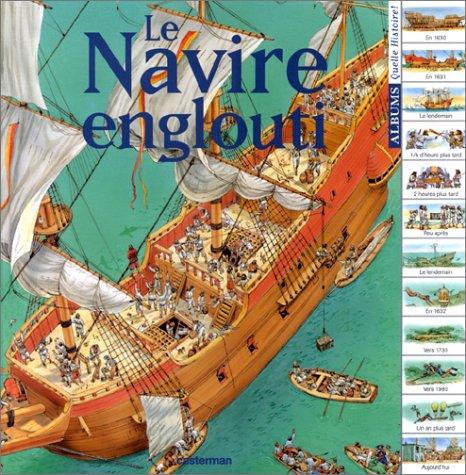 9782203160132: Le Navire englouti
