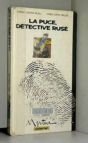 9782203162099: La puce, détective ruse