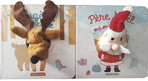 9782203168718: Père Noël et Eugène le renne