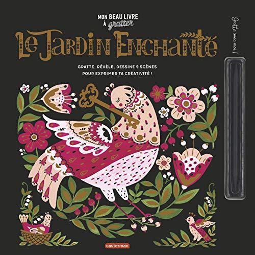 9782203172449: Mon Beau Livre à Gratter - le Jardin Enchanté
