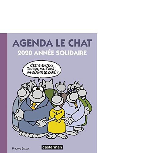 9782203172692: Agenda Le Chat 2020