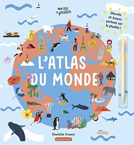 9782203180925: Mon doc à gratter : L'atlas du monde