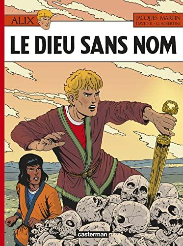9782203196780: Alix, Tome 39 : Le Dieu sans nom (Alix, les albums)