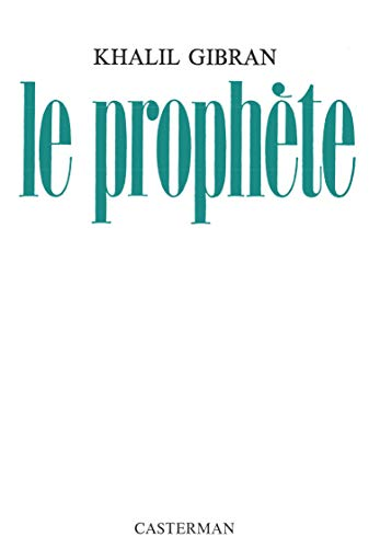 9782203231405: Le Prophete (French Edition)