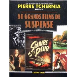 9782203298118: 80 grands films de suspense (Succes Cinema)