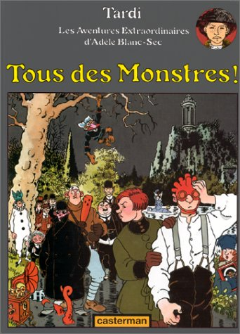 9782203305083: Tous DES Monstres! (French Edition)