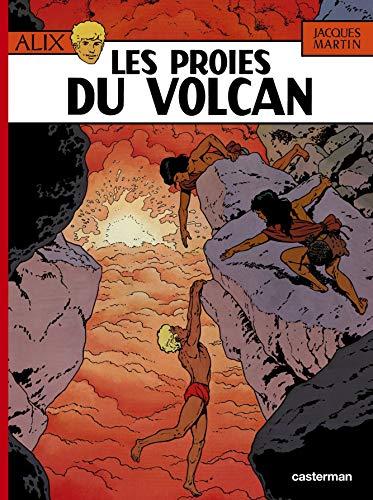 9782203312142: Alix, tome 14 : Les proies du volcan