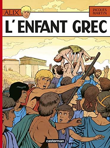 9782203312159: Alix, Tome 15 : L'enfant grec