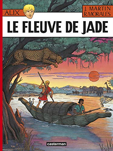 Alix, Tome 23 : Le fleuve de Jade: Rafaël Moralès