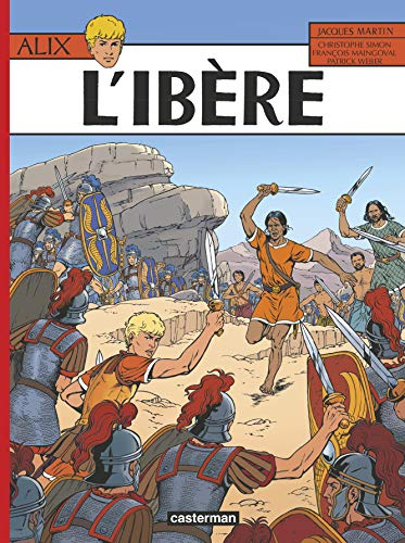 9782203312265: Alix: L'Ibere (French Edition)