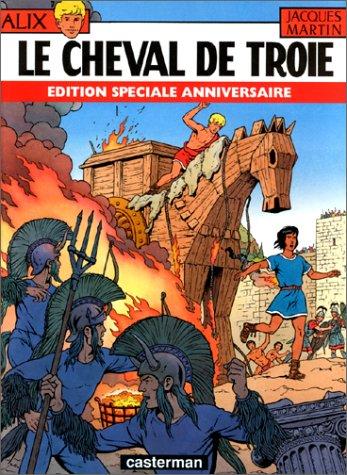 Alix, tome 19 : Le Cheval de: Martin, Jacques
