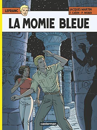 9782203314177: Lefranc, Tome 18 : La momie bleue