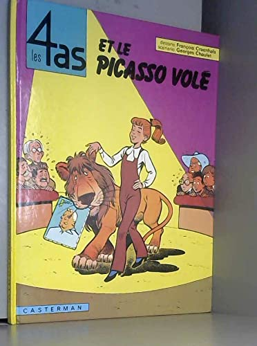 9782203315129: Les 4 As Et Le Picasso Volé (Les 4 as, #12)
