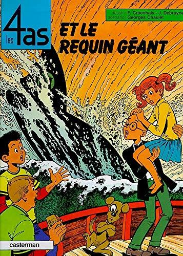 9782203315273: Les 4 as, tome 27 : Les 4 as et le requin géant