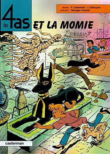 9782203315365: Les 4 as, tome 36 : Les 4 as et la momie