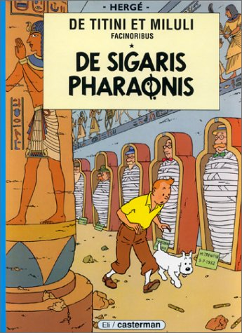 9782203321052: De Sigaris Pharaonis (French Edition)