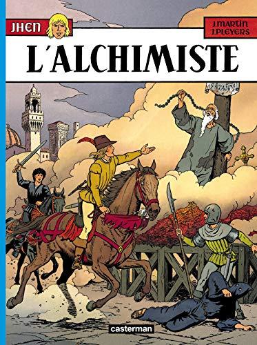 9782203322059: Les aventures de Jhen, Tome 7 : L'alchimiste