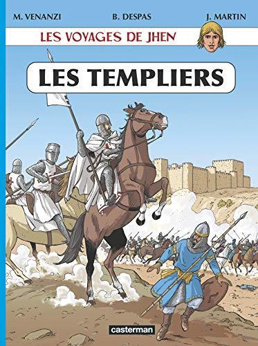 Les voyages de Jhen : Les Templiers: Marco Venanzi; Benoît