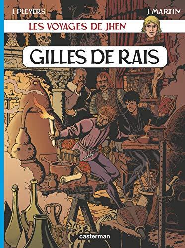 9782203322318: Les voyages de Jhen : Gilles de Rais