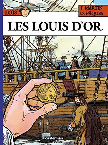 9782203323032: Les Aventures de Loïs, Tome 2 : Les Louis d'or