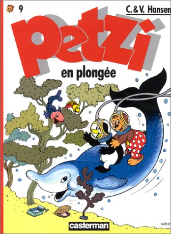 9782203325098: Petzi en plongée (French Edition)