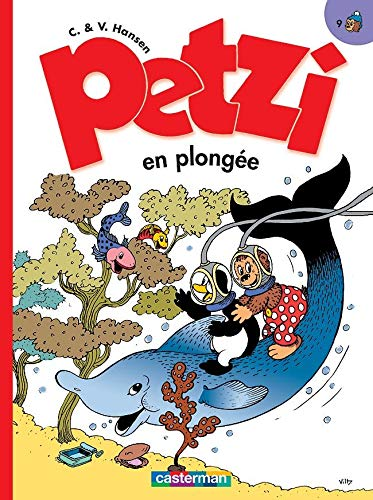 9782203325333: Petzi, Tome 9 (French Edition)