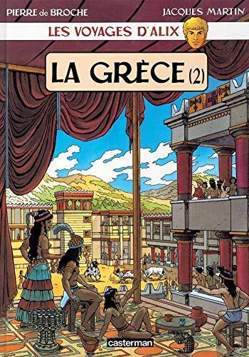 9782203329133: Les Voyages d'Alix : Grèce, tome 2