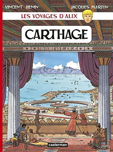 9782203329201: Les Voyages d'Alix : Carthage