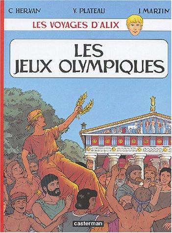 9782203329355: Jeux Olympiques