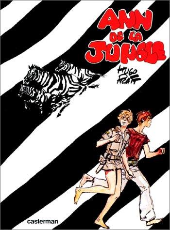 9782203332041: Ann de la jungle (Les Grands romans de la bande dessinée) (French Edition)